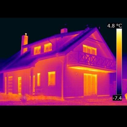 Badania termowizyjne budynków