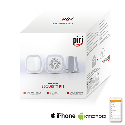 Zestaw Smart Home Security Kit Piri