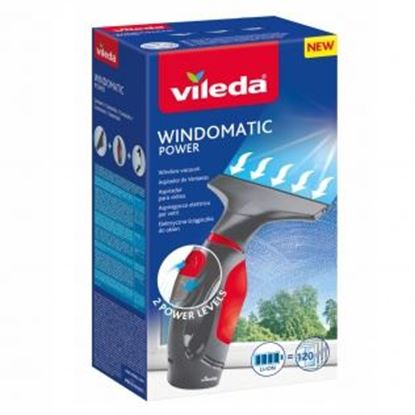 Windomatic POWER – ściągaczka do szyb