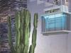 Lampa Owadobójcza 320 m2 MO-EL Cri Cri 309