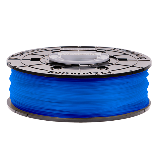 FILAMENT 600G PLA JUNIOR/MINI CLEAR BLUE