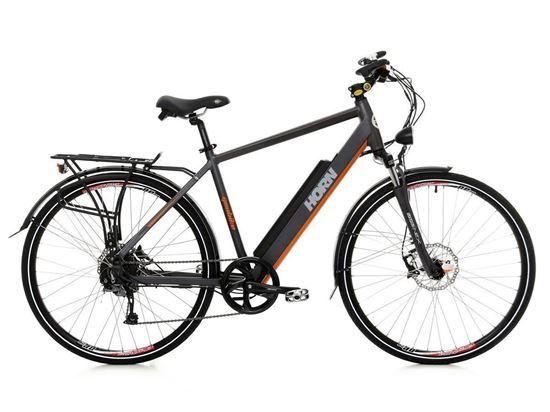 Horn / bateria 10.4 Ah GEOBIKE rower elektryczny trekkingowy