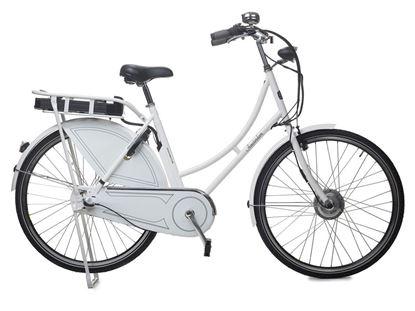 Amsterdam / bateria 9 Ah GEOBIKE rower elektryczny miejski