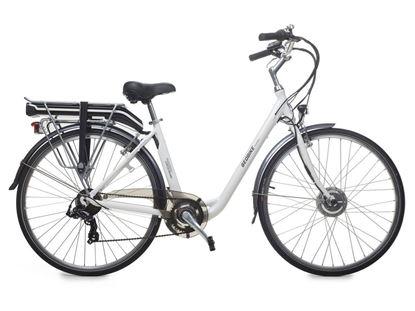 Touring / bateria 9 Ah GEOBIKE rower elektryczny miejski