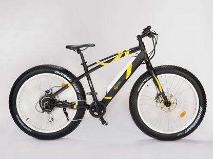 Big Apple / bateria 13 Ah G-BIKE elektryczny fat bike