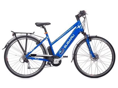 Subaru Roca / bateria 12 Ah GEOBIKE rower elektryczny trekkingowy