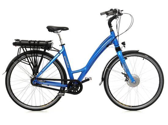 Alpino SX /  bateria 10 Ah GEOBIKE rower elektryczny miejski
