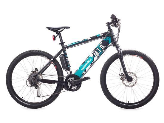 MTB / bateria 12 Ah GEOBIKE rower elektryczny mtb