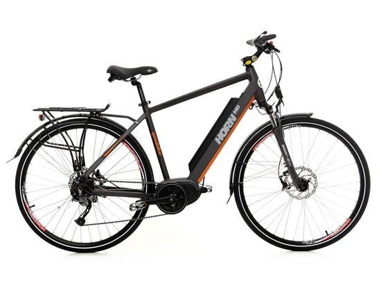 Horn MD / bateria 10.4 Ah GEOBIKE rower elektryczny trekkingowy