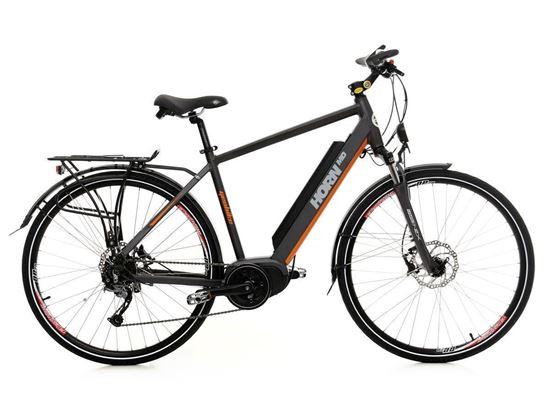 Horn MD / bateria 13 Ah GEOBIKE rower elektryczny trekkingowy