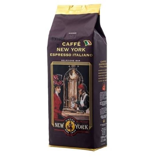 Kawa ziarnista New York Caffe Extra P 1kg