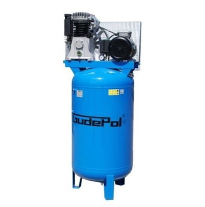 Kompresor tłokowy Gudepol GDV 38-200-475 pionowa