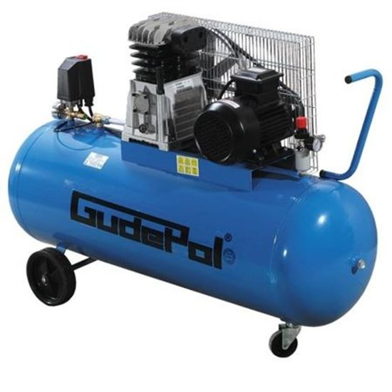 Kompresor tłokowy Gudepol GD 38-200-475