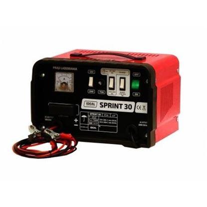 Prostowniki do ładowania akumulatorów Ideal SPRINT 30