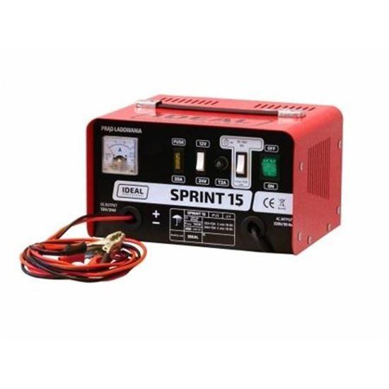 Prostowniki do ładowania akumulatorów Ideal SPRINT 15