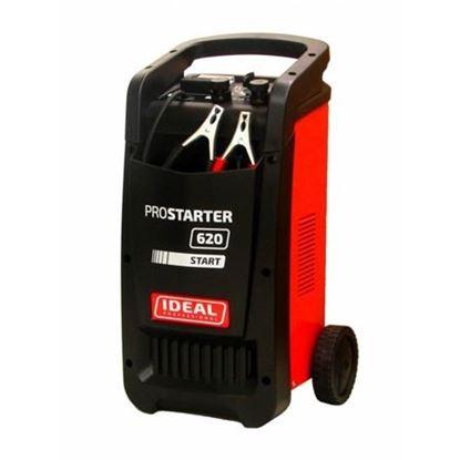 Prostownik do ładowania akumulatorów Ideal PROSTARTER 620
