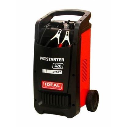 Prostownik do ładowania akumulatorów Ideal PROSTARTER 420