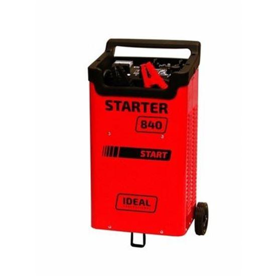 Prostownik do ładowania akumulatorów Ideal STARTER 840