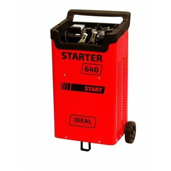 Prostownik do ładowania akumulatorów Ideal STARTER 640