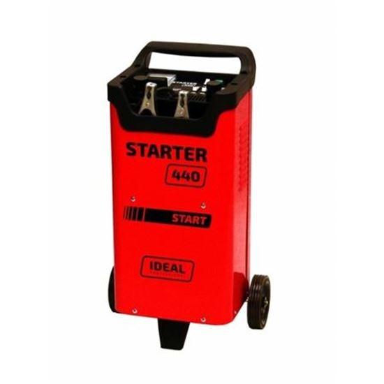 Prostownik do ładowania akumulatorów Ideal STARTER 440