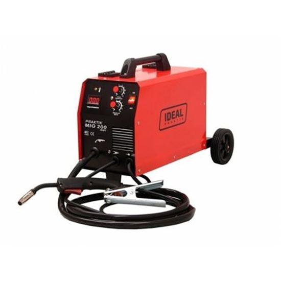 Półautomat Spawalniczy MIG/MAG Ideal PRAKTIK MIG 200 IGBT