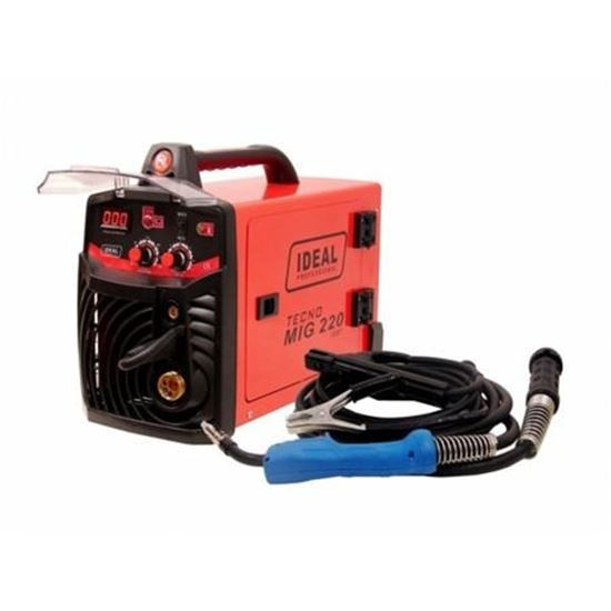 Półautomat Spawalniczy MIG/MAG Ideal TECNOMIG 220 MMA DIGITAL
