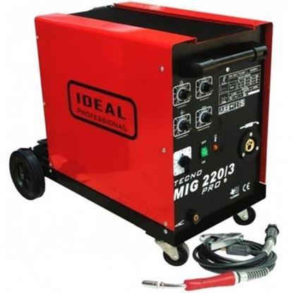 Półautomat Spawalniczy MIG/MAG Ideal TECNOMIG 220/3 PRO