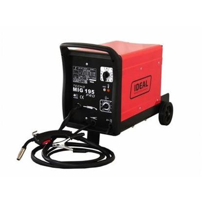 Półautomat Spawalniczy MIG/MAG Ideal TECNOMIG 195 PRO