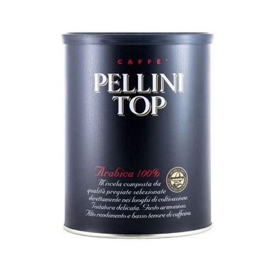 Kawa mielona Pellini Top 250g - puszka