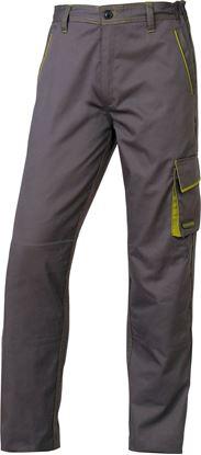 SpodniePanostyle z poliestru i bawełny szaro-zielone rozmiar XL M6PANGRXG
