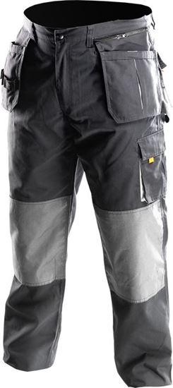 Spodnie robocze rozmiar S/48 odpinane kieszenie i nogawki 81-230-S