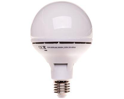 Żarówka LED E27 10W G95 806lm 3000K 230V - YASSNO YB-02-006