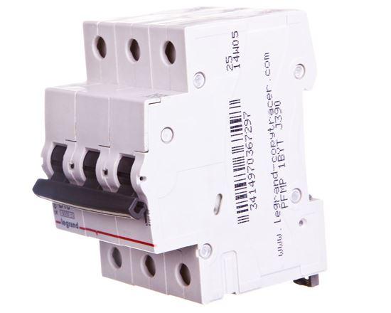 Wyłącznik nadprądowy 3P B 16A 6kA AC S303 RX3 419169