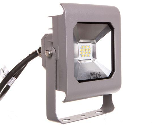 Projektor LED 10W ANTRA LED10W-NW GR 750lm 4000K 25583