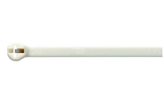 Opaska kablowa 208x3,6 odporna na wysokie temperatury TY-RAP TYH 242 M