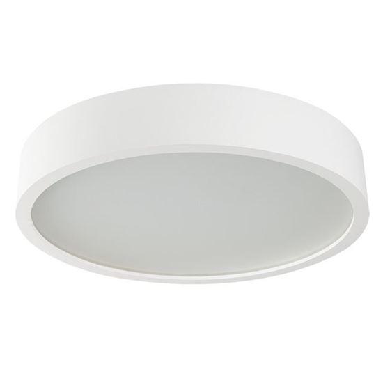 Plafoniera JASMIN 470-W/M 3x max 60W  biały mat 23128