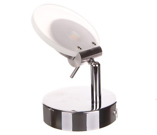 Oprawa ścienno-sufitowa 6W LED SILMA LED EL-1O 24440