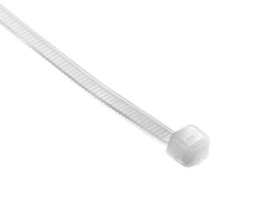 Opaska kablowa 250x3,6 biała ITA036250W /100szt/