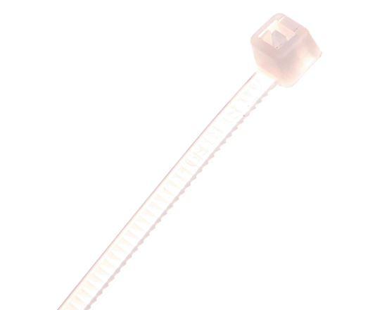 Opaska kablowa 100x2,5 biała ITA025100W /100szt/