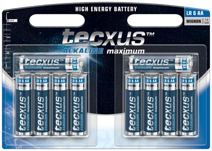 Bateria alkaliczna LR6 / AA 1,5V 23761 /10szt./