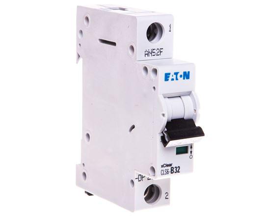 Wyłącznik nadprądowy 1P B 32A 6kA AC CLS6-B32-DP 270343