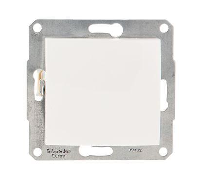 Sedna Zaślepka biała SDN5600121