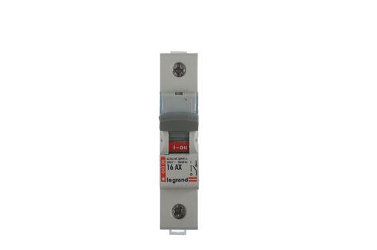 Rozłącznik modułowy 16A 1P FR301 004308/406400