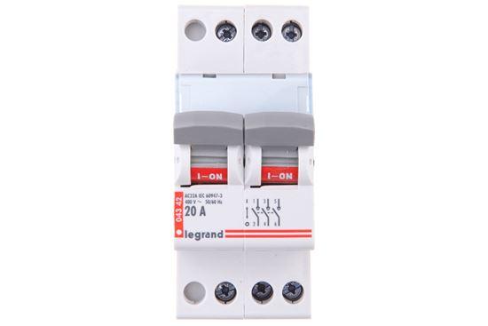 Rozłącznik modułowy 20A 3P FR303 004342/406457