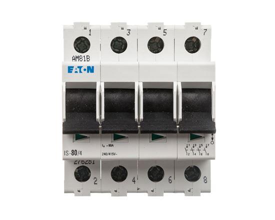 Rozłącznik modułowy 80A 4P IS-80/4 276281