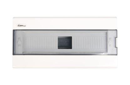 Rozdzielnica modułowa 1x18 natynkowa IP40 SRn-18 1.5
