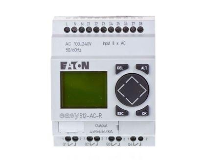 Przekaźnik programowalny 230V AC 8we, 4wy (przekaźnikowe) EASY512-AC-R 274103