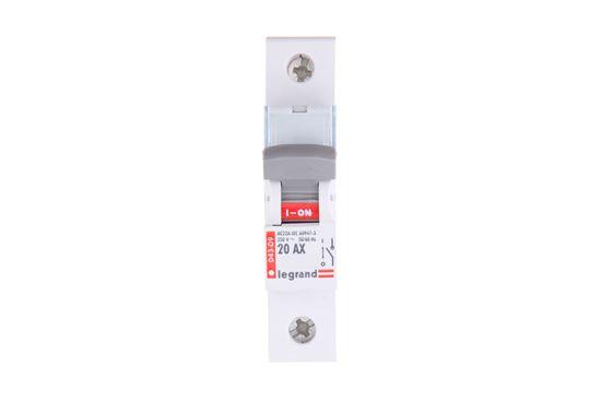 Rozłącznik modułowy 20A 1P FR301 004309/406401