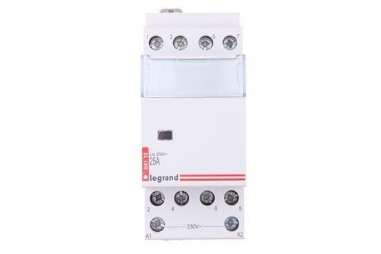 Stycznik modułowy 25A 2Z 2R 230V AC SM425 004133/412533