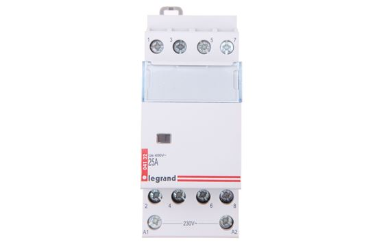 Stycznik modułowy 25A 0Z 4R 230V AC SM425 004132/412536